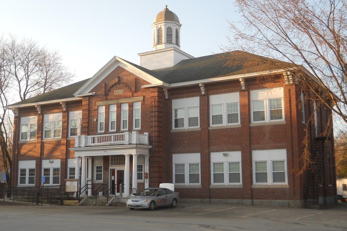 Municipal Office Building, 356 Main Street
